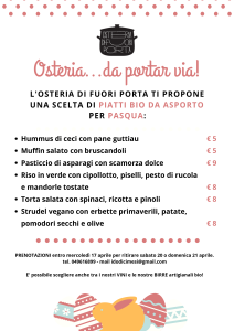 Copy of Pasqua in Osteria